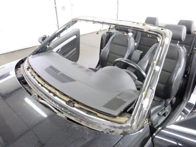 Audi A4 Cabrio Rahmen